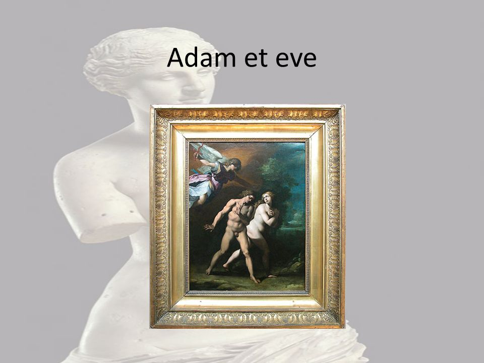 Adam et eve