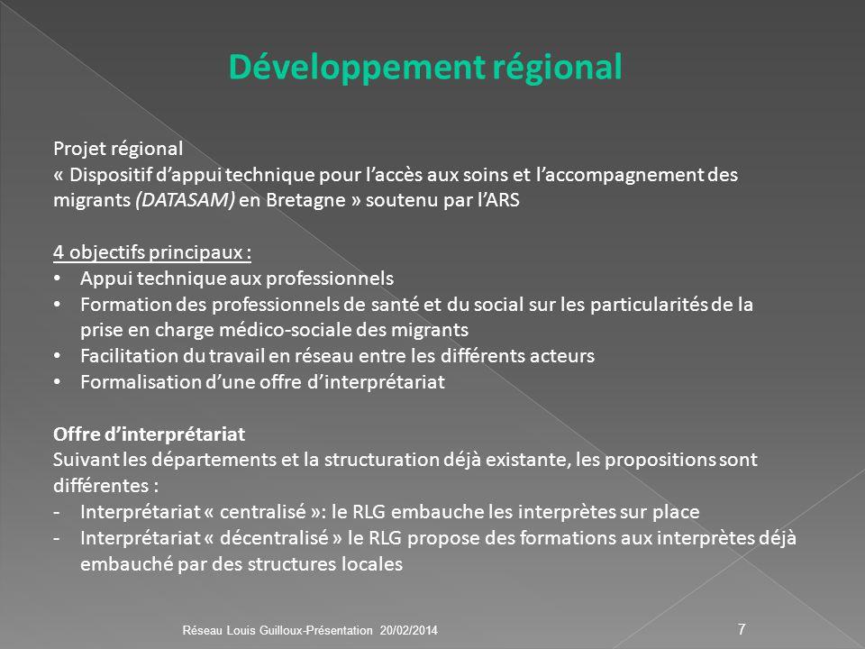 Développement régional