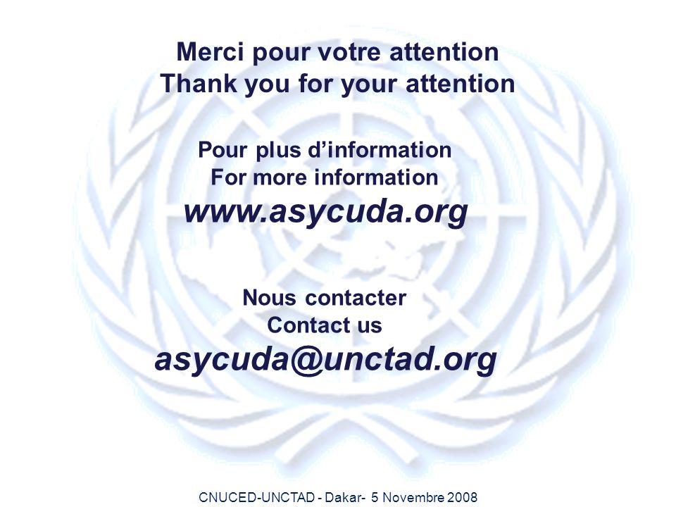 www.asycuda.org asycuda@unctad.org