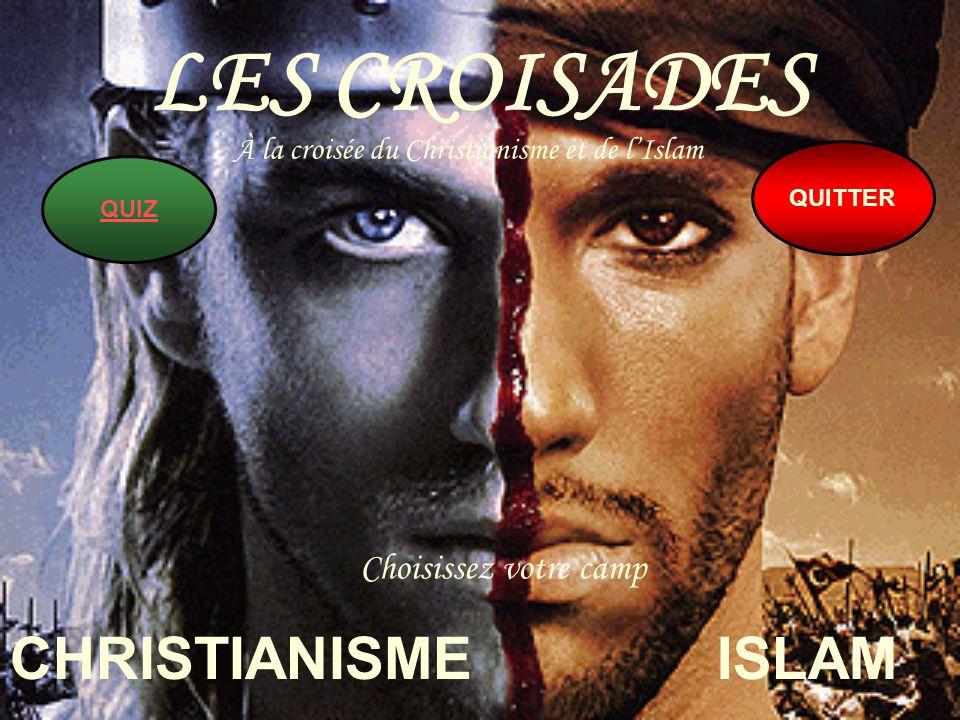 À la croisée du Christianisme et de l'Islam
