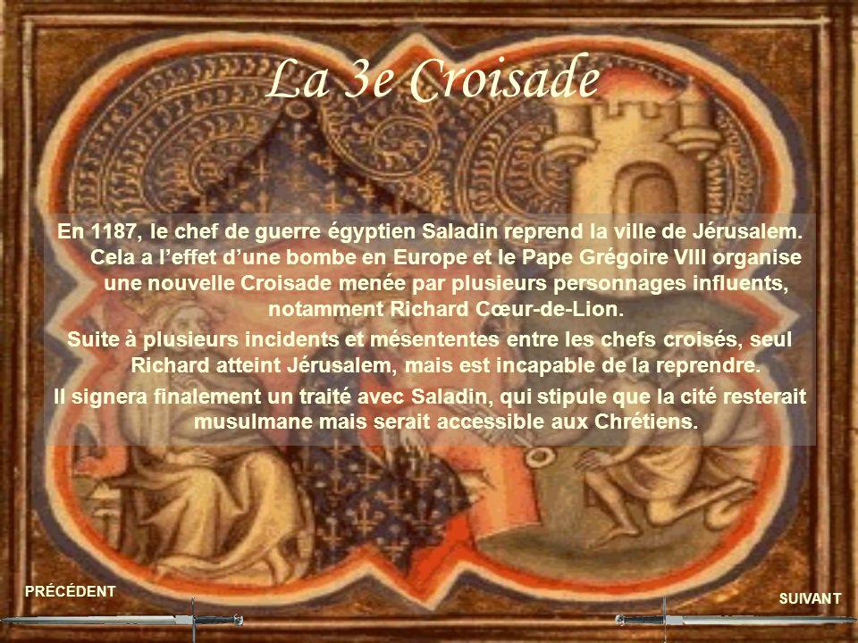 La 3e Croisade