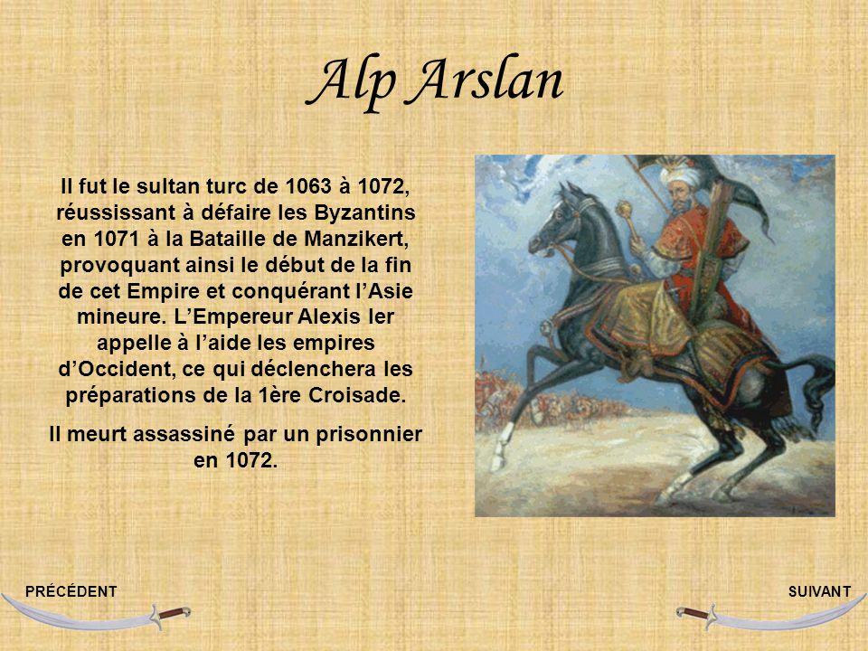 Il meurt assassiné par un prisonnier en 1072.