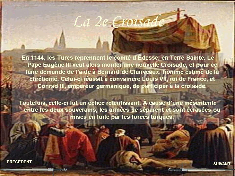 La 2e Croisade