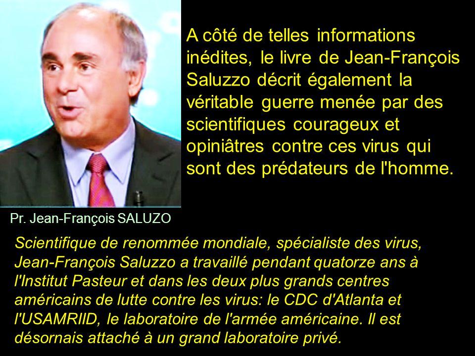 Pr. Jean-François SALUZO
