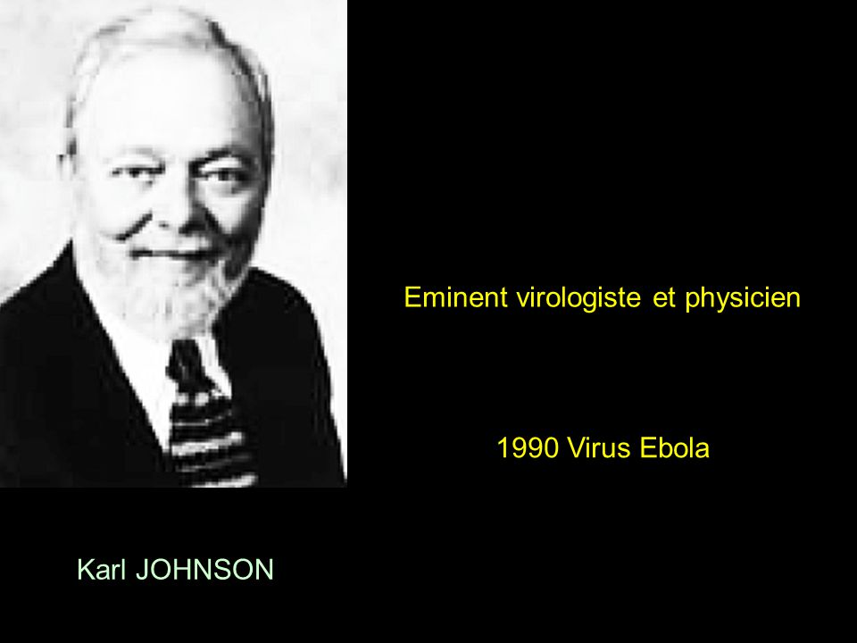 Eminent virologiste et physicien