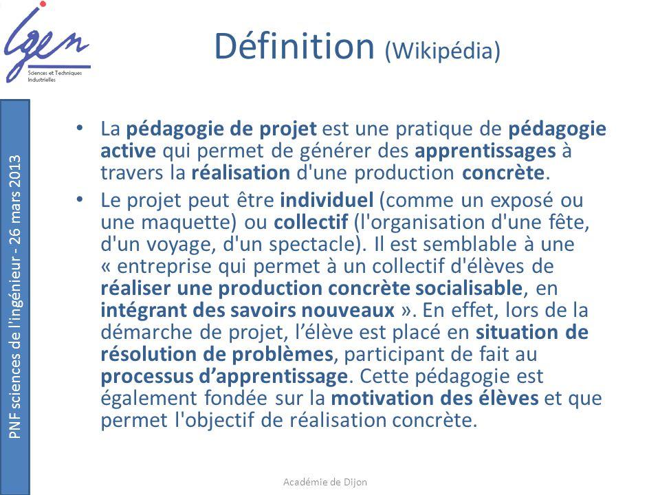Définition (Wikipédia)