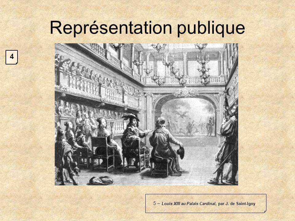 Représentation publique