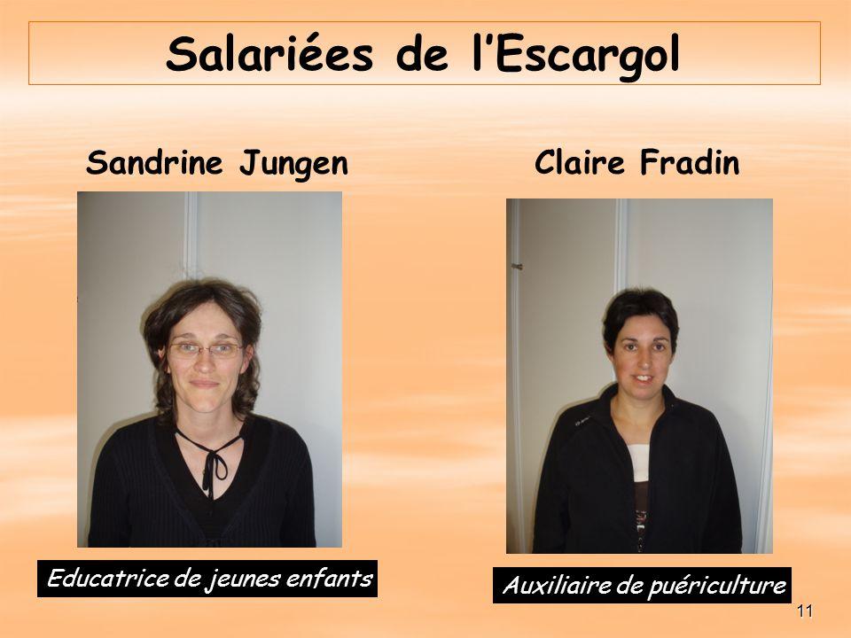 Salariées de l'Escargol