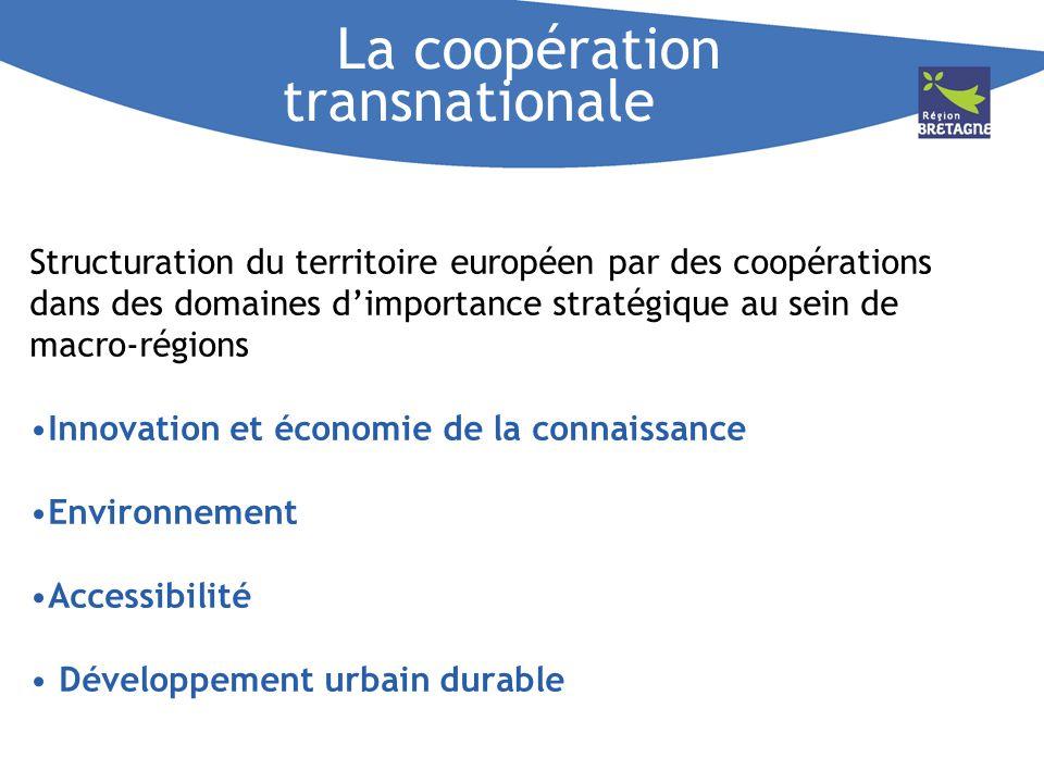 La coopération transnationale