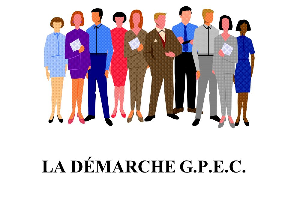 LA DÉMARCHE G.P.E.C.