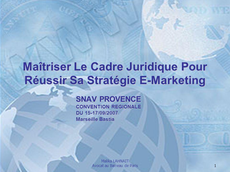 Maîtriser Le Cadre Juridique Pour Réussir Sa Stratégie E-Marketing