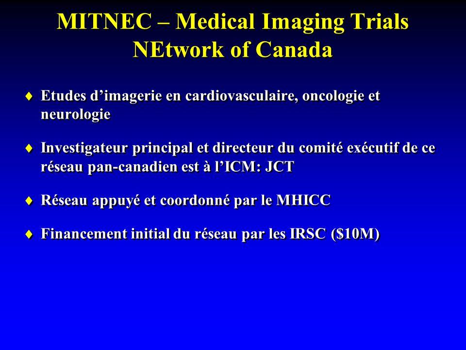MITNEC – Medical Imaging Trials NEtwork of Canada