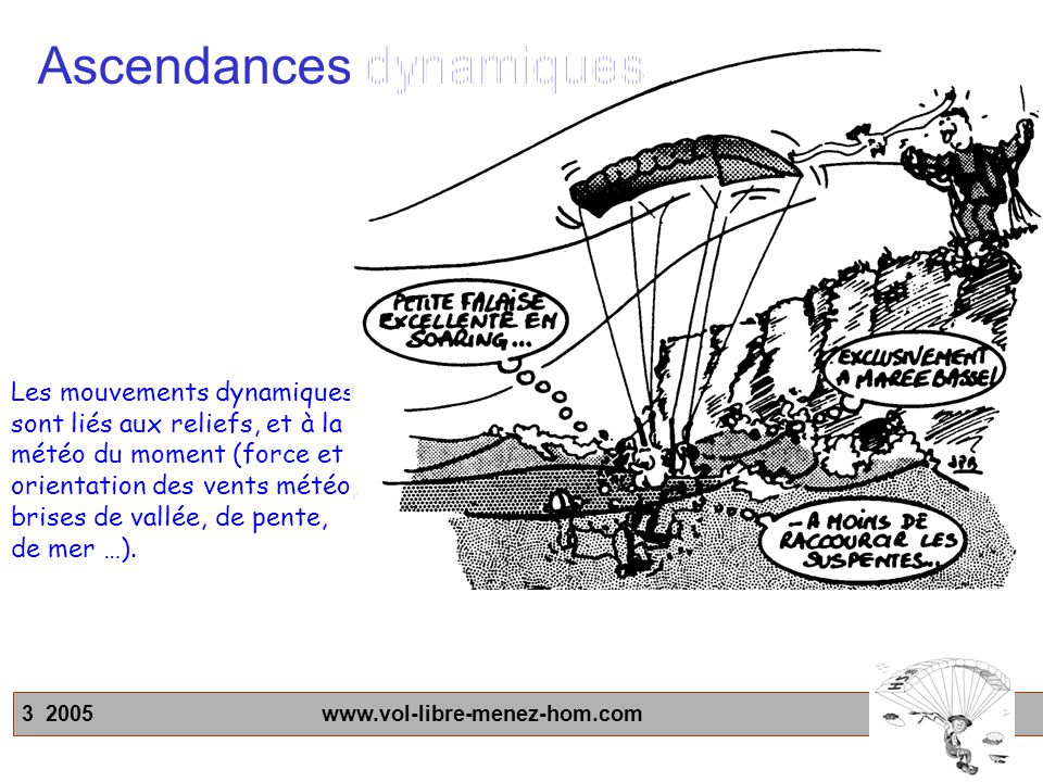 Ascendances dynamiques
