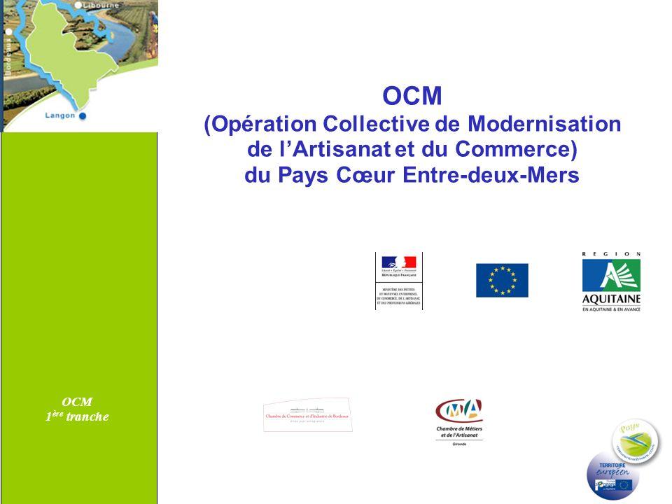 OCM (Opération Collective de Modernisation