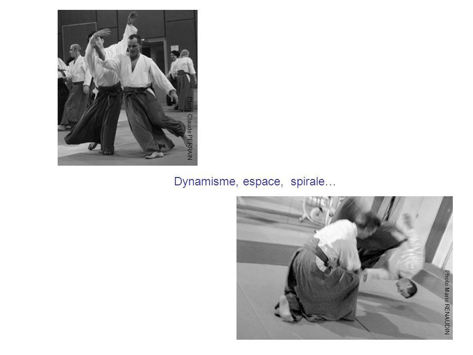 Dynamisme, espace, spirale…