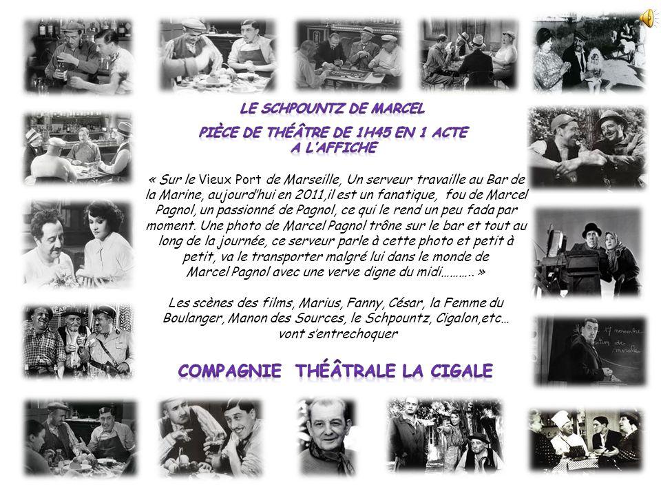 Pièce de théâtre de 1h45 en 1 Acte Compagnie Théâtrale la Cigale