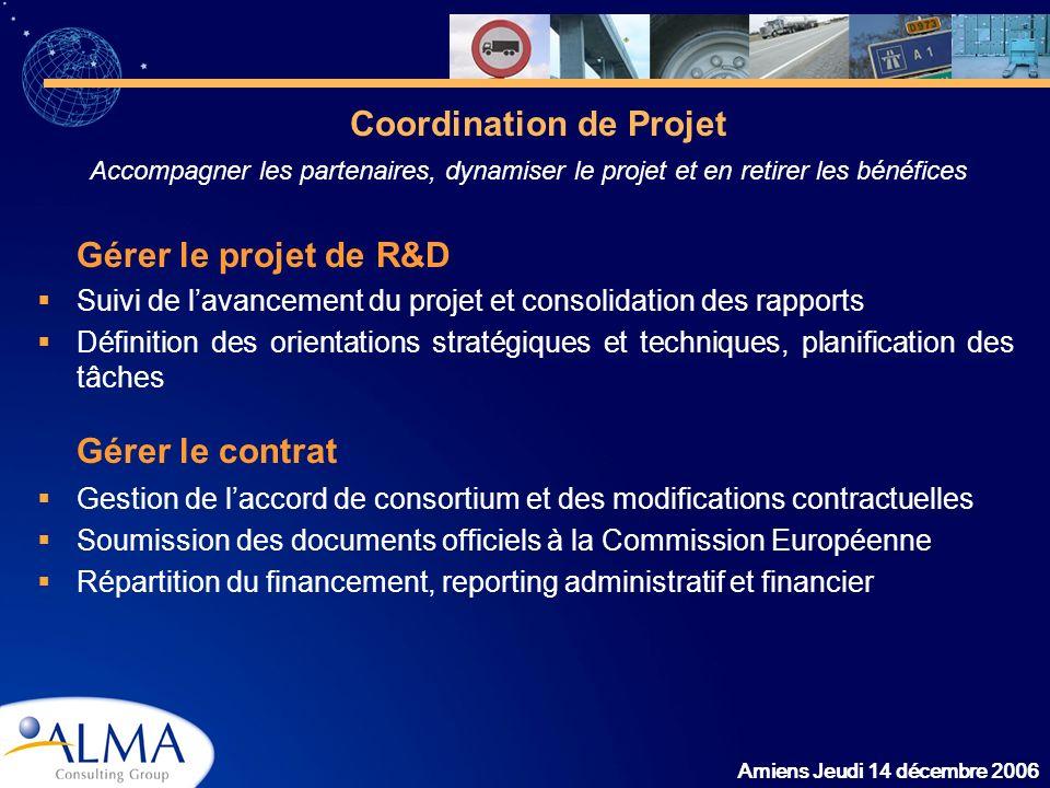 Coordination de Projet