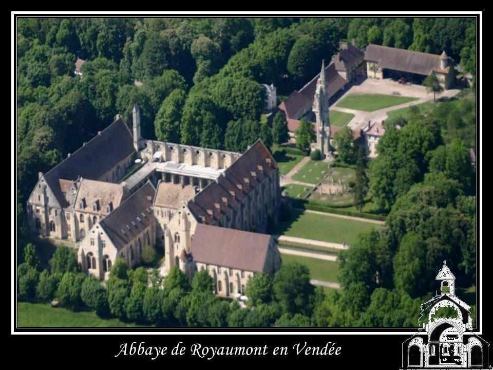 Abbaye de Royaumont en Vendée