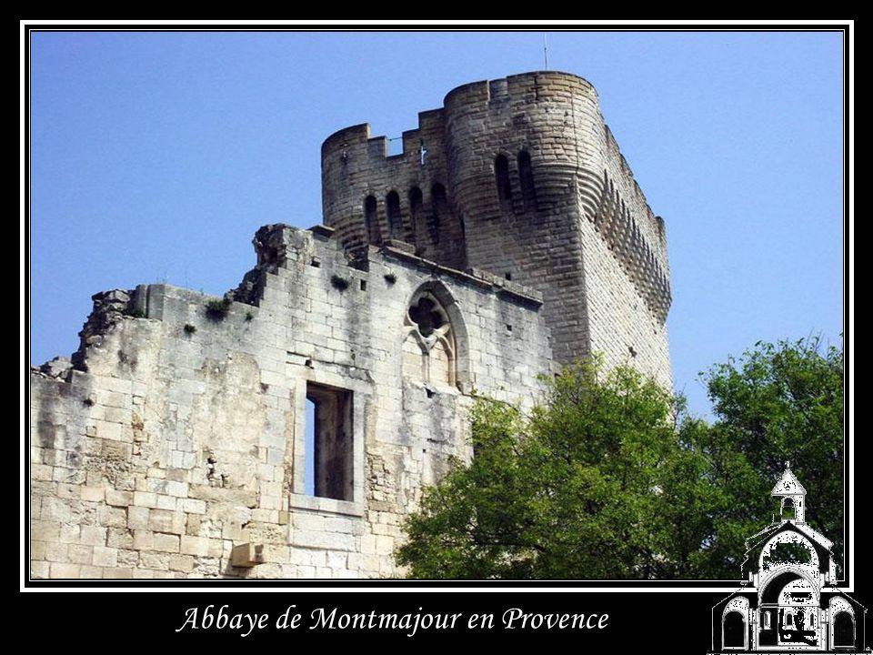 Abbaye de Montmajour en Provence