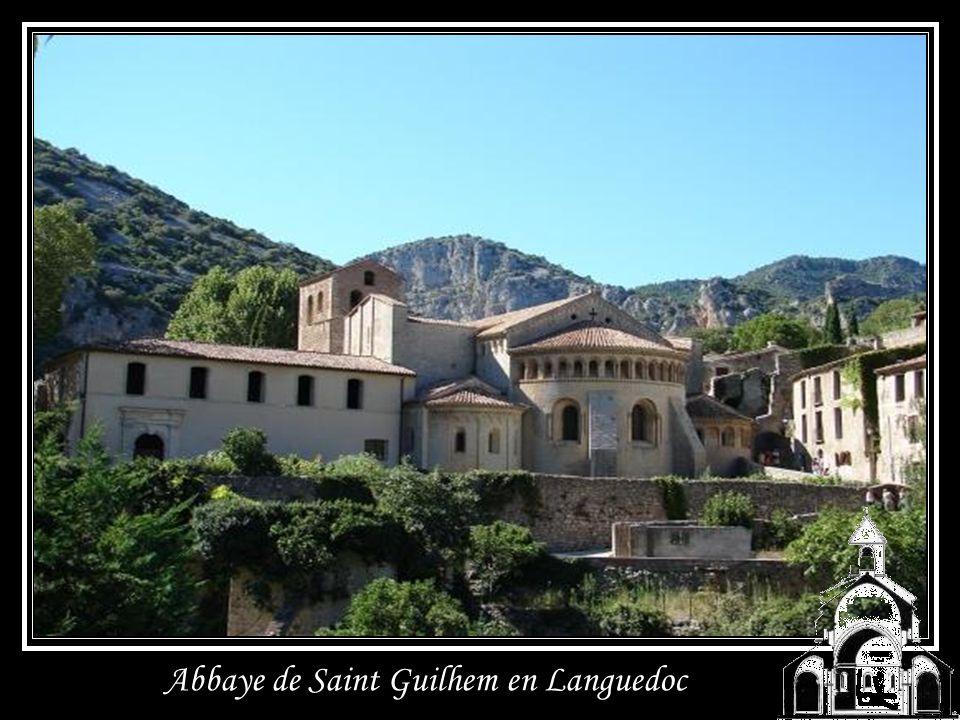 Abbaye de Saint Guilhem en Languedoc