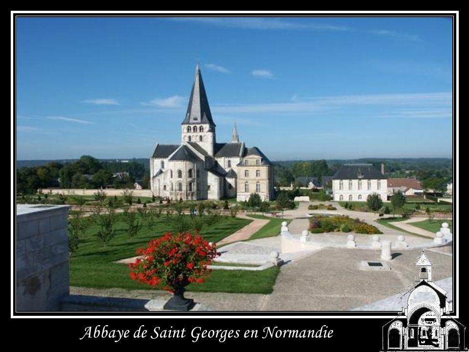 Abbaye de Saint Georges en Normandie