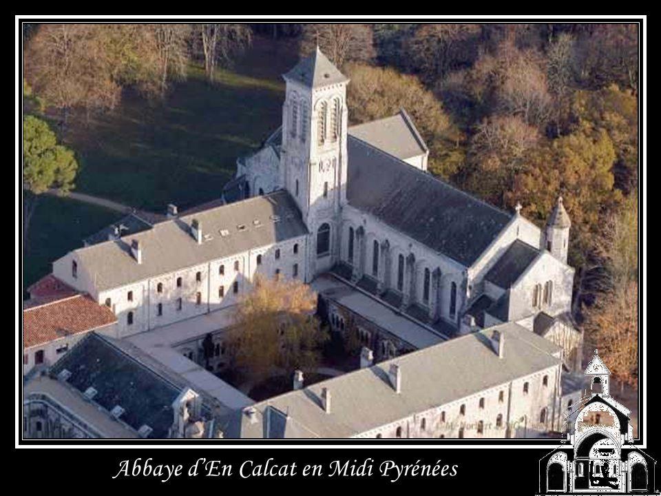 Abbaye d'En Calcat en Midi Pyrénées
