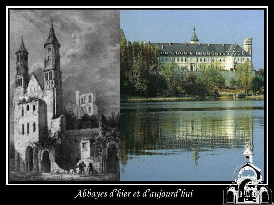 Abbayes d'hier et d'aujourd'hui