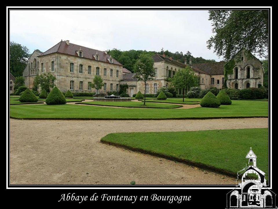 Abbaye de Fontenay en Bourgogne