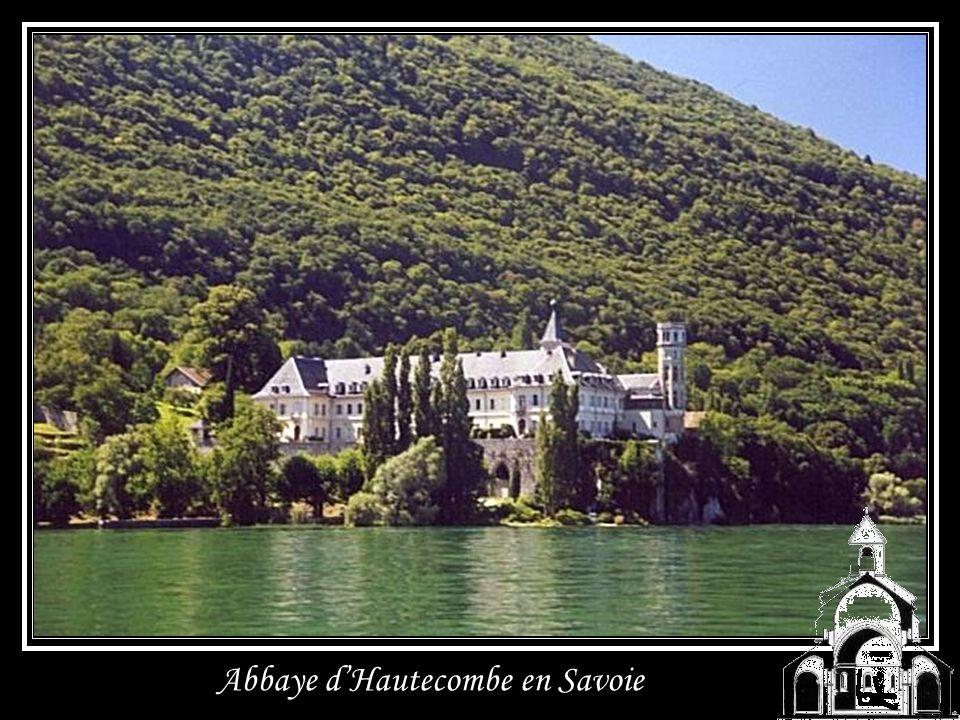 Abbaye d'Hautecombe en Savoie