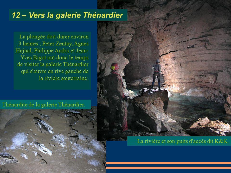12 – Vers la galerie Thénardier