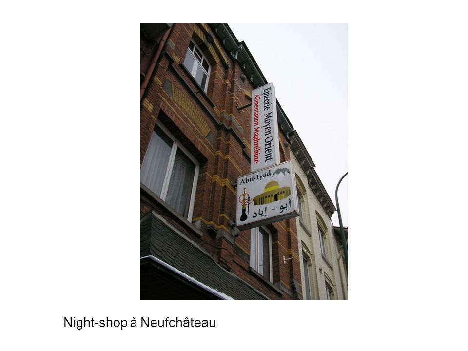 Night-shop à Neufchâteau