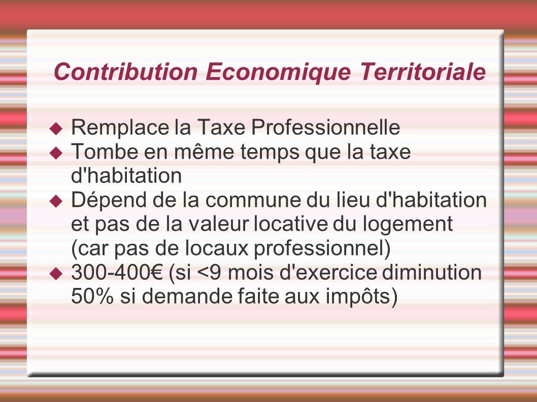 Contribution Economique Territoriale