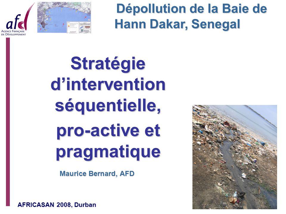 Stratégie d'intervention séquentielle, pro-active et pragmatique