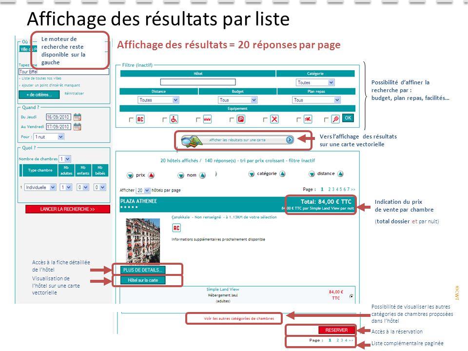 Resahotel l outil de r servation h tels ppt t l charger for Recherche hotel sur carte