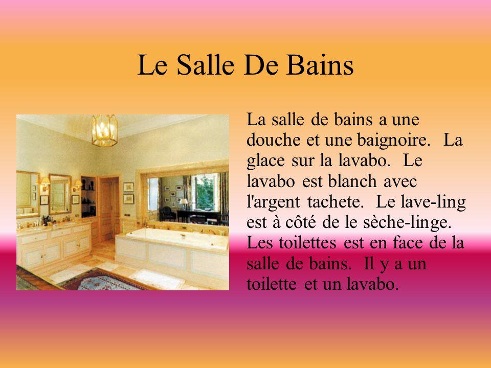 Le Salle De Bains
