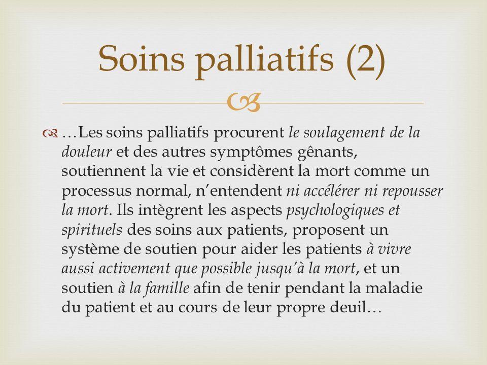 Soins palliatifs (2)