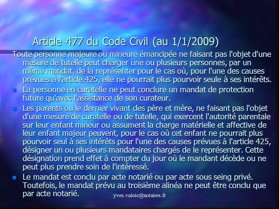 Protection patrimoniale des personnes handicap es ppt - Article 675 du code civil ...