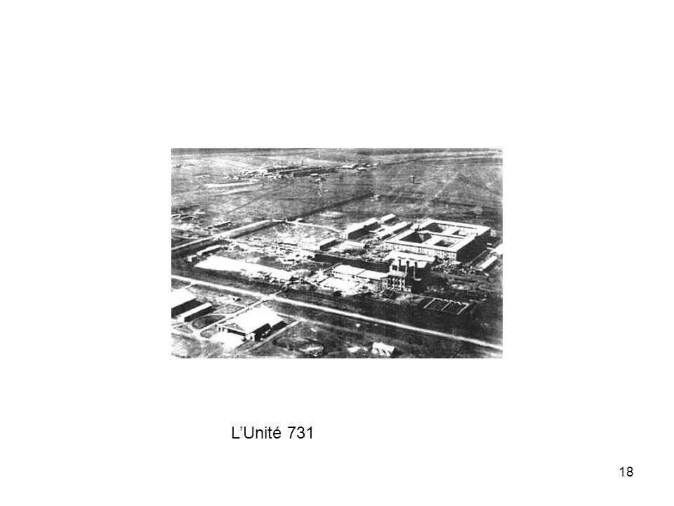 L'Unité 731