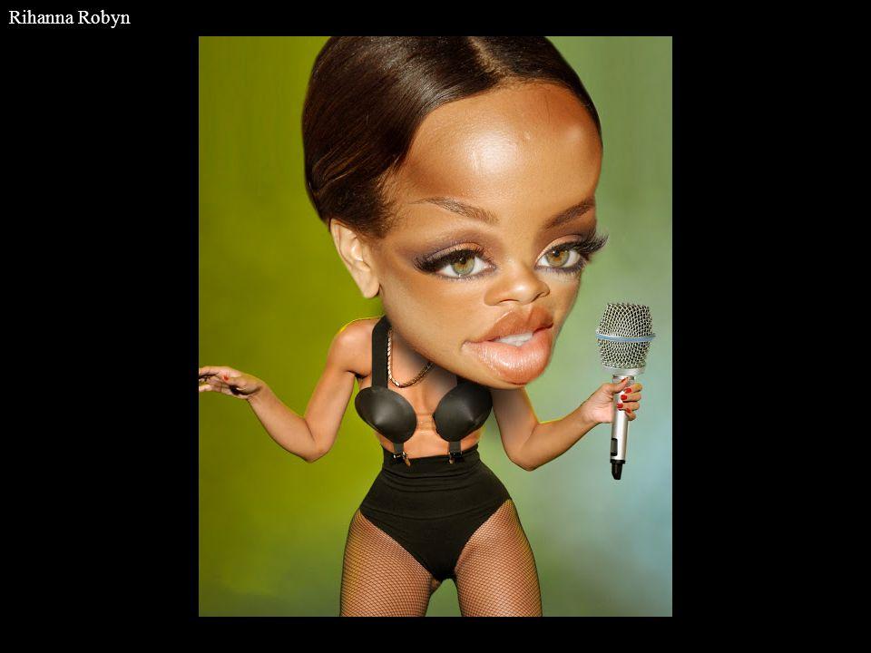Rihanna Robyn