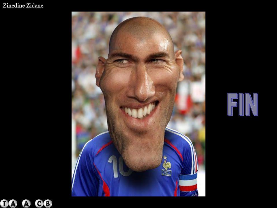 Zinedine Zidane FIN