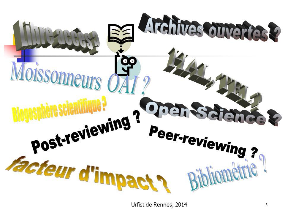 Blogosphère scientifique