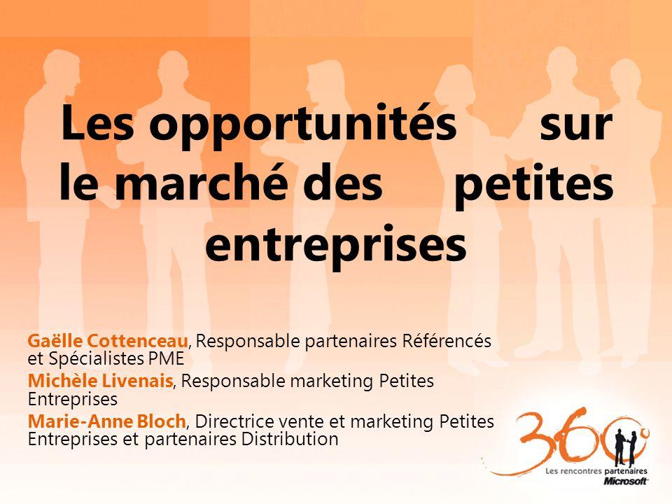 Les opportunités sur le marché des petites entreprises