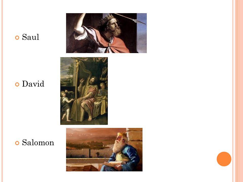 Saul David Salomon