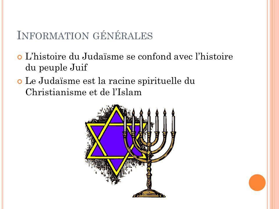 Information générales