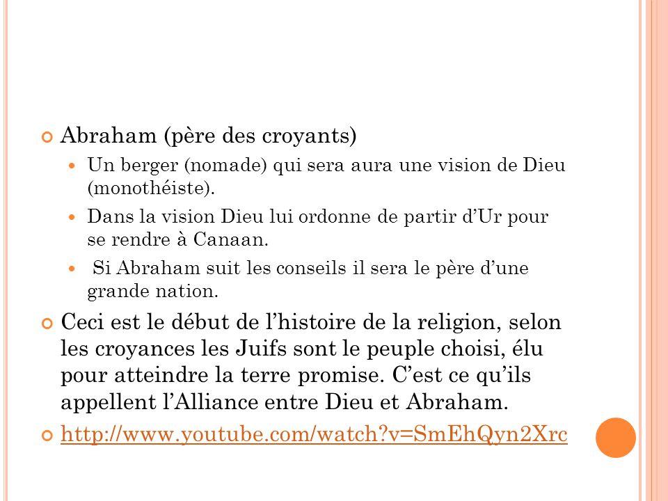 Abraham (père des croyants)