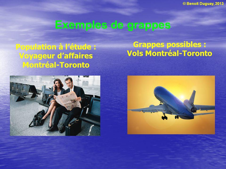 Vols Montréal-Toronto Voyageur d'affaires Montréal-Toronto