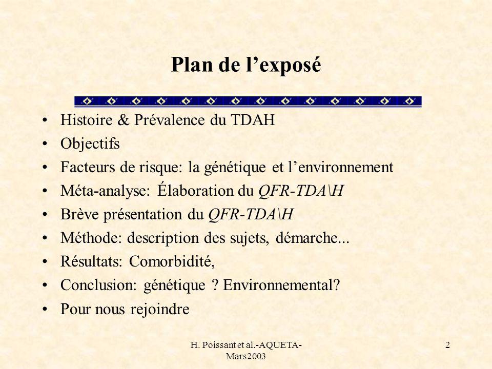 H. Poissant et al.-AQUETA-Mars2003