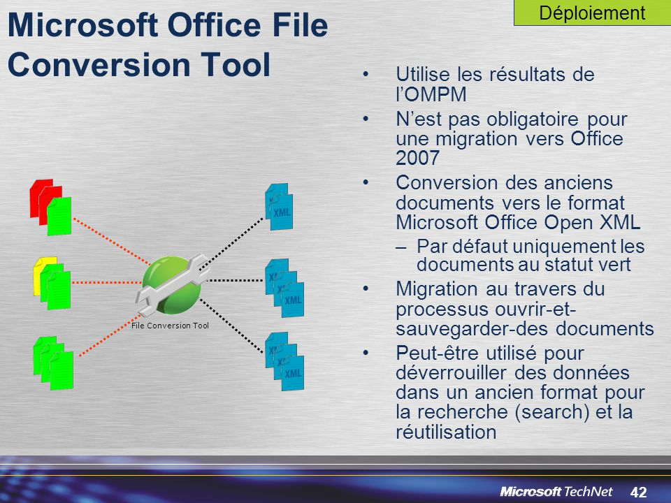 Microsoft Office File Conversion Tool