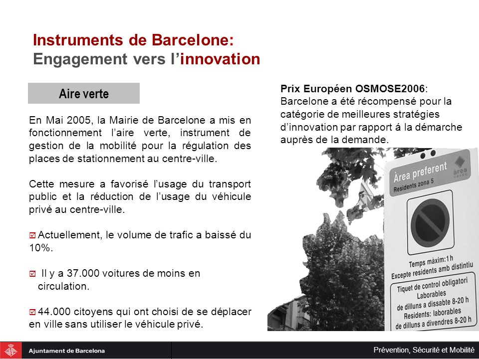 Instruments de Barcelone: Engagement vers l'innovation