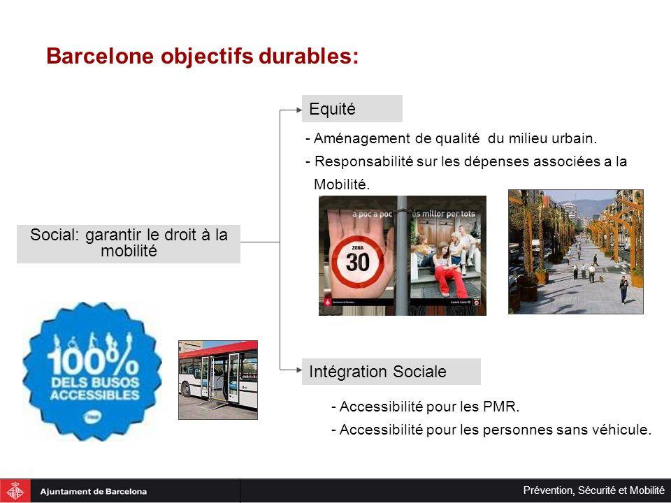 Social: garantir le droit à la mobilité